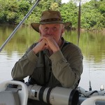 Clive in the Pantanal